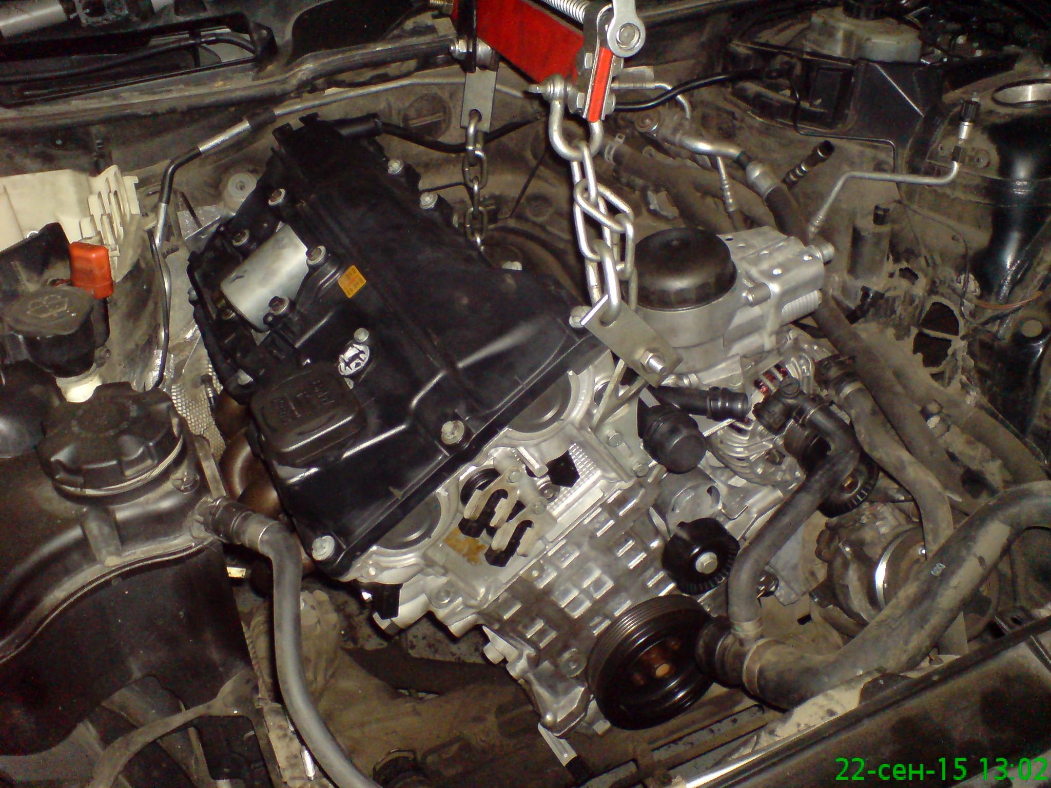 Ремонт двигателей BMW N42 /46 / 46T на СТО в Киеве