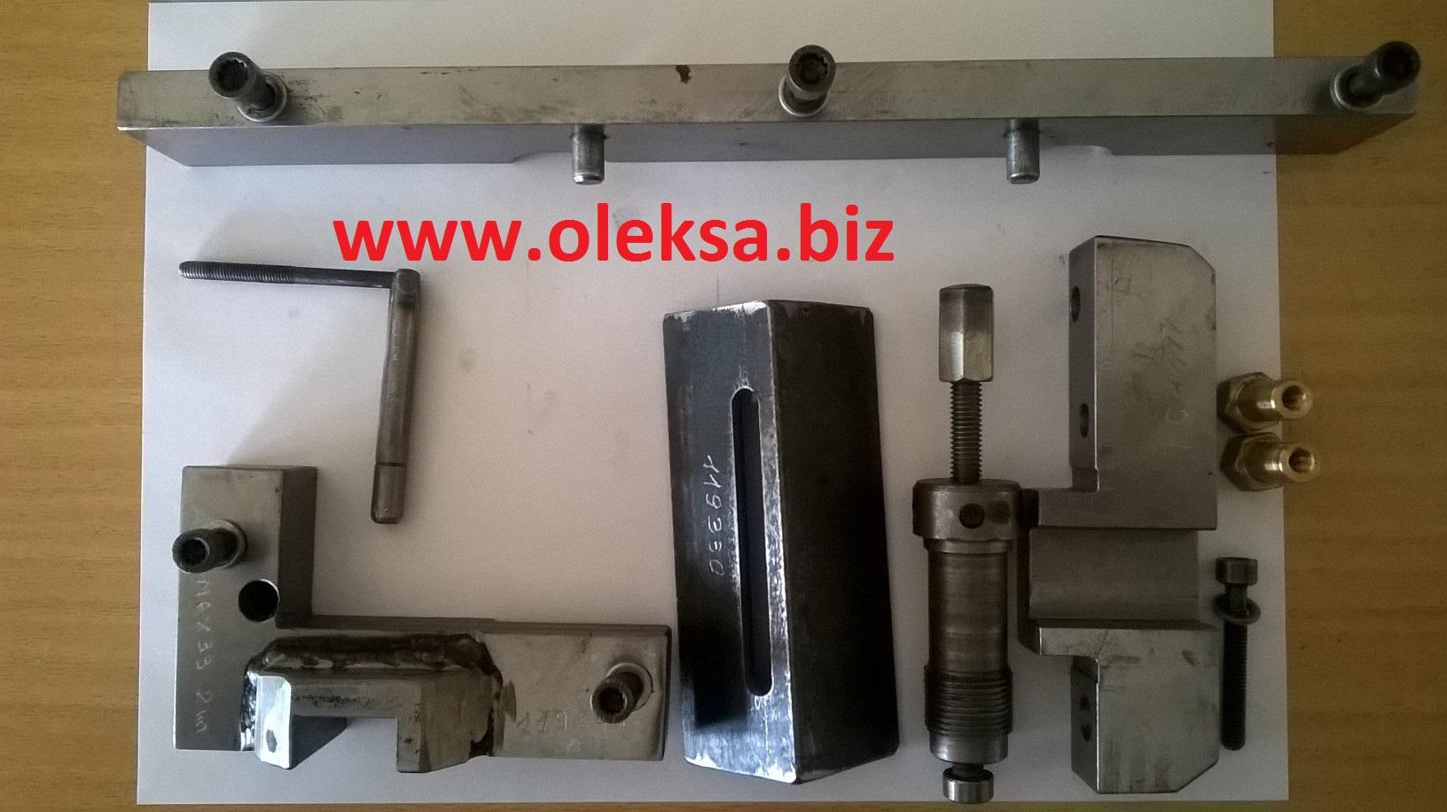 Набор cпецинструмента для BMW двигателей N42 N46 N46T Vanos 1.8i 2.0i Valvetronic E46 E85 E87 E90 E91