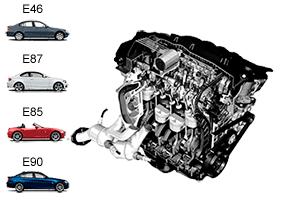 Ремонт двигателей BMW N46