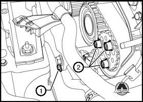 ГРМ ремень замена Киев Volkswagen Amarok