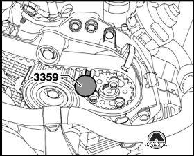 ГРМ ремень установить Киев  Volkswagen Amarok